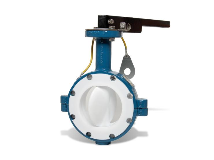 Butterfly Valves for road tanker vehicles, railway cars, silos, and other transportation and storage containers.